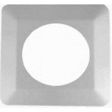 Защита стены под выкл. белая BYLECTRICA (1/320)
