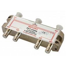 Делитель ТВх6 под F разъём 5-2500 МГц спутник REXANT (1/5/100)