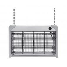 Ergolux Антимоскитный светильник MK-004 ( 2x10Вт, люм лампа)