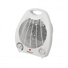 Тепловентилятор 1000Вт/2000Вт белый 230В Ergolux ELX-FH01-C01