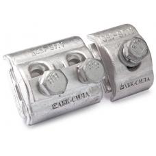 Зажим соединительный плашечный ЗСП 16-150-2 (алюминий)
