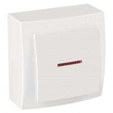 Nilson Themis накладной Выключатель одноклавишный с подсветкой