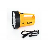 Camelion LED29316 (фонарь аккум. 220В, желтый, 43 LED, 6В 4А-ч, пластик, коробка)
