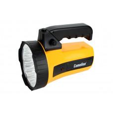 Camelion LED29315 (фонарь аккум. 220В, желтый, 35 LED, 6В 4А-ч, пластик, коробка)