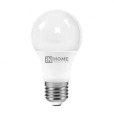 Лампа светодиодная A60 VC 10Вт Е27 нейтральный 900Лм IN HOME (A1715)