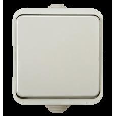Aqua Выключатель 1кл 3100 IP44 IN HOME