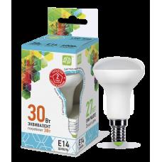 Лампа светодиодная R50 3Вт Е14 нейтральный 270Лм АСД