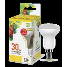 Лампа светодиодная R50 3Вт Е14 теплый 270Лм АСД