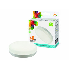 (W) Лампа светодиодная GX53 6Вт холодный 540Лм АСД (A0814)