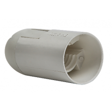 Патрон Е14-ПП пластиковый миньон белый LLT (A2276)