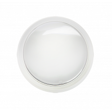 Светильник сд СПБ-2 5Вт 4000К 400лм 155мм белый IP40 LLT (A0624)