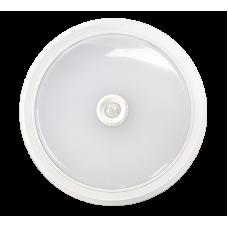 Светильник сд СПБ-2Д 20Вт 4000К 1400лм IP40 300мм с датчиком белый LLT (A0709)