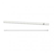 Лампа светодиодная Т8 30Вт G13 холодный 2400Лм 1200мм матовая АСД (A1026)