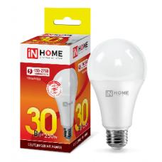 Лампа светодиодная A70 VC 30Вт Е27 теплый 2700Лм IN HOME (A4639)
