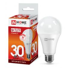 Лампа светодиодная A70 VC 30Вт Е27 холодный 2700Лм IN HOME (A4677)