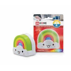 (W) Ночник светодиодный NL01-RM Радуга IN HOME