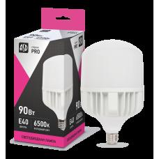 (W) Лампа сд HP-PRO 90Вт Е40 холодный 9000Лм АСД (A1149)