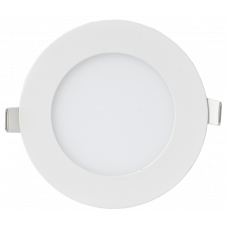 Панель сд круглая RLP 18Вт 4000К 1080Лм 225/205мм белая IP40 IN HOME (A3373/A4547)