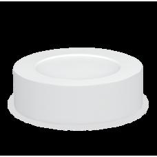 Панель сд круглая NRLP 18Вт 4000К 1260Лм 225мм белая накладная IP40 IN HOME