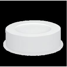 Панель сд круглая NRLP 24Вт 4000К 1680Лм 300мм белая накладная IP40 IN HOME