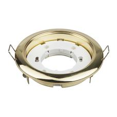 Светильник встраиваемый GX53R-mini ультратонкий металл под лампу GX53 золото IN HOME