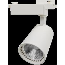 Светильник сд трековый TR-01 10Вт 4000К 900Лм  70x93x120мм белый IP40 LLT