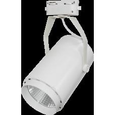Светильник сд трековый TR-02 7Вт 630Лм 4000К IP40 72x121x155 LLT (1/40)