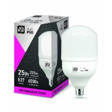 Лампа сд HP-PRO 25Вт E27 нейтральный 2250Лм АСД (A1057)