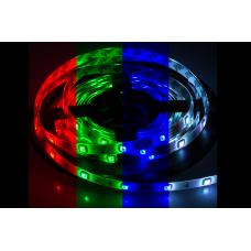 (W) Лента светодиодная LS 50RGB-30/65 30LED 7.2Вт/м 12В IP65 мультиколор LLT (A2710)