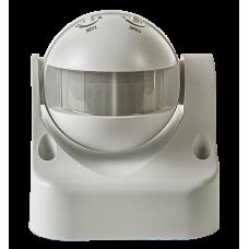 Датчик движения инфракрасный ДД-009-W 1200Вт 180 гр.12м IP44 белый LLT