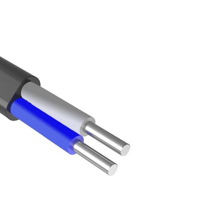 Шнур алюминиевый АВВГ 2х4.0