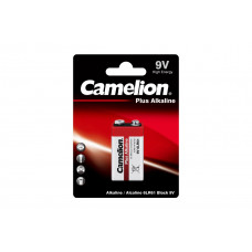 Camelion Крона 6LF22 Plus Alkaline BL-1 (6LR61-BP1, батарейка,9В)