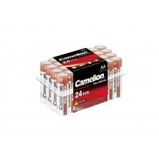 Camelion Батарейка АА в коробке 24шт Alkaline PB-24 1.5В