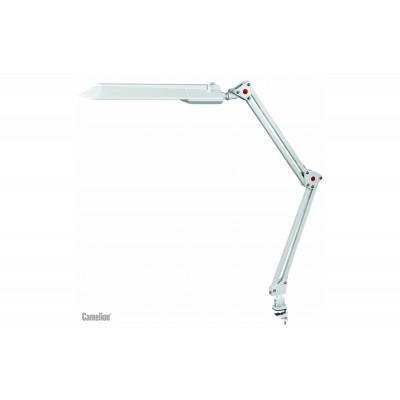 Camelion KD-017C С01 белый (Светильник настольный,230V 11W)