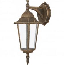 Светильник улично-садовый 230В 60Вт Бронза (4102 С28)