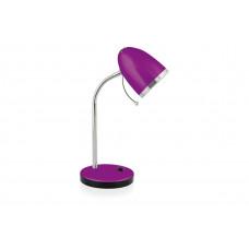Camelion KD-308 C12 фиолетовый (Светильник настольный,230V 40W E27)