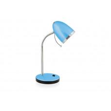 Camelion KD-308 C13 голубой (Светильник настольный,230V 40W E27)