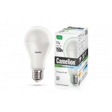 Лампа светодиодная A65 17Вт нейтральный 220В Camelion LED17-A65/845/E27