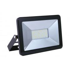 Прожектор светодиодный черный 30Вт 6500К 230В Ultraflash LFL-3001