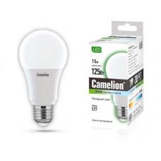 Лампа светодиодная A60 15Вт 230В Camelion LED15-A60/845/E27