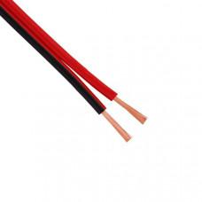 Кабель акустический 2х0,25 красно-черный (100м/бухта) PROCONNECT  (1/1)