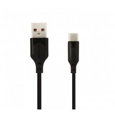 Дата кабель - microUSB черный Reddax RDX-385