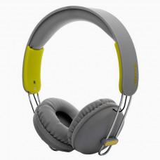 Наушники наголовные беспроводные Awei A800BL Grey Bluetooth