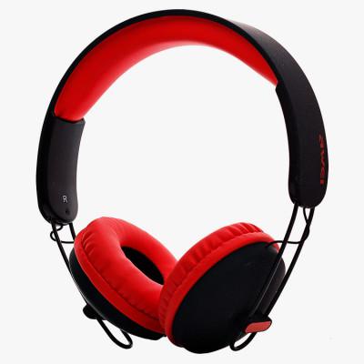 Наушники наголовные беспроводные Awei A800BL Red Bluetooth