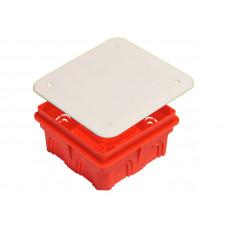 Коробка разветвительная квадратная (102х102х50)