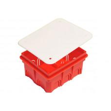 Коробка разветвительная квадратная (120х100х60)