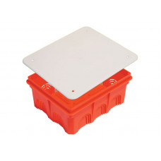 Коробка разветвительная квадратная (160х130х70)