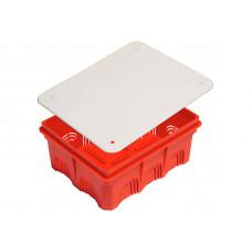 Коробка разветвительная квадратная (200х160х70)