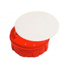 Коробка круглая с крышкой (104х40)
