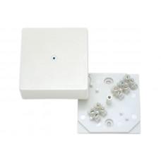 Коробка НУ с клемником IP40 (75x75x30)